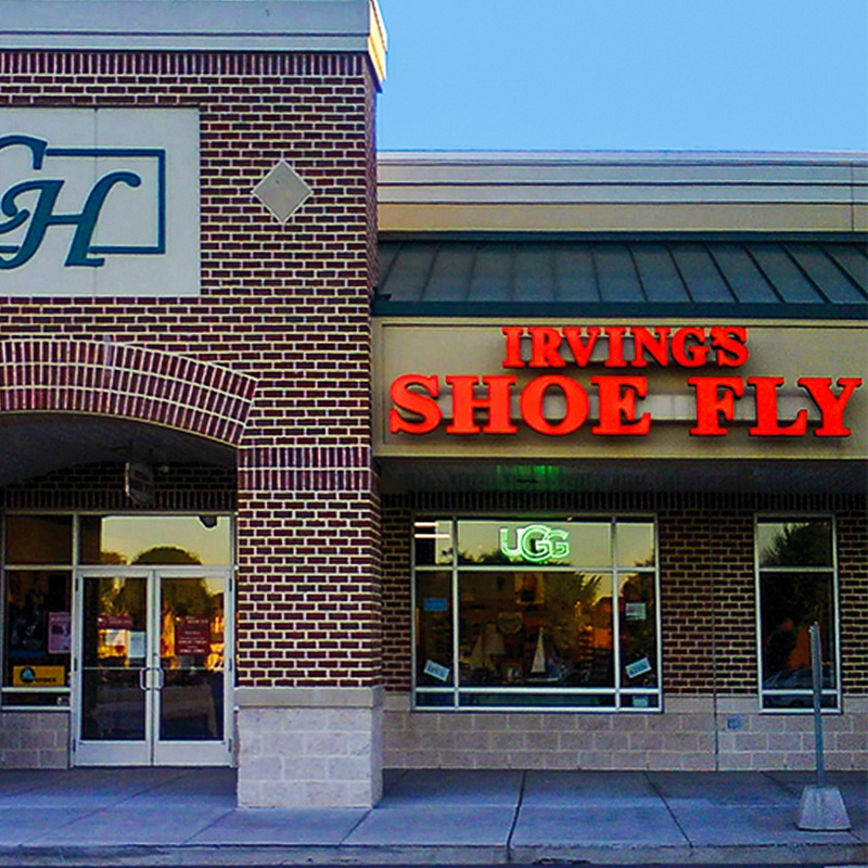Shoe Fly Camp Hill